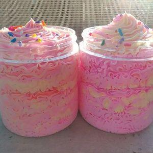 Handmade Other - Sugar Scrub Sweet Peach Galore Whipped Soap